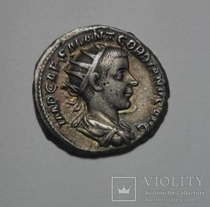 Гордиан III ,антониниан