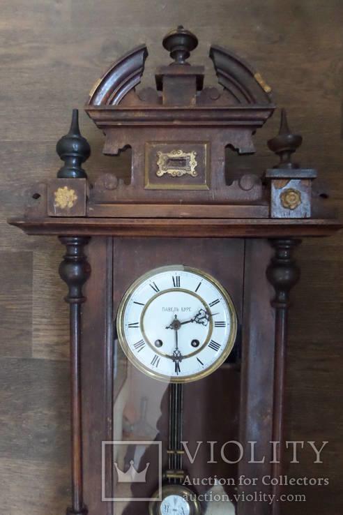 Часы настенные Павел Буре, Lenzkirch