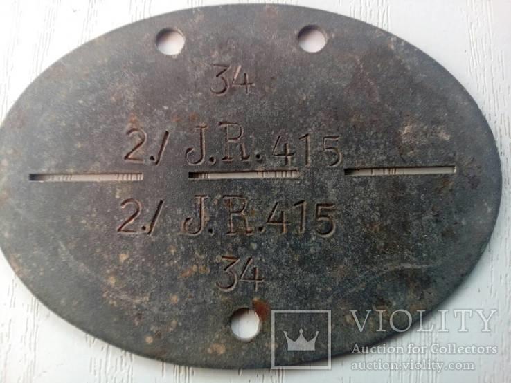 Немецкий жетон