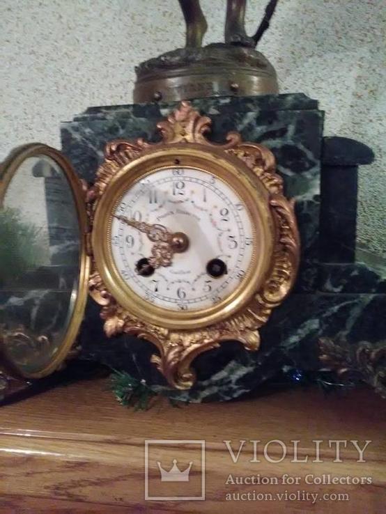 Каминные часы Par Belin