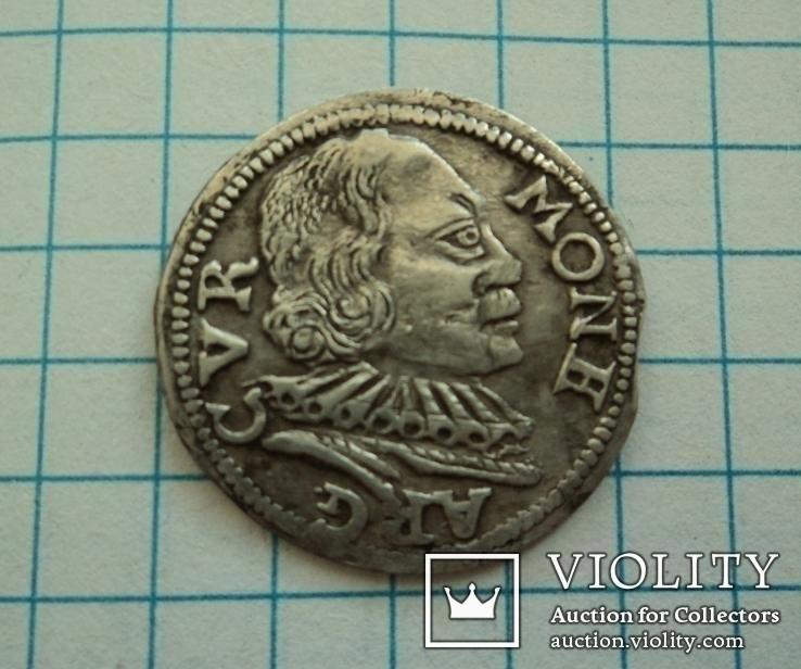 Трояк 1598 (Курляндія)