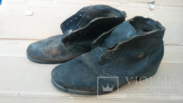 Ботинки СССР, фото №2