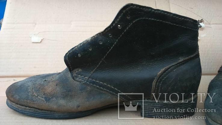 Ботинки СССР, фото №3