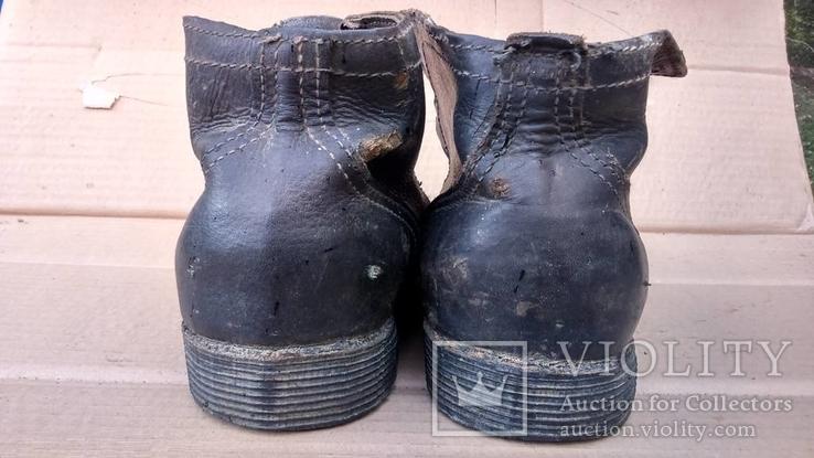 Ботинки СССР, фото №4