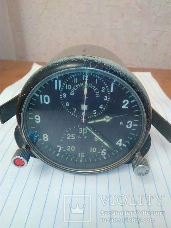 Авиационные часы.