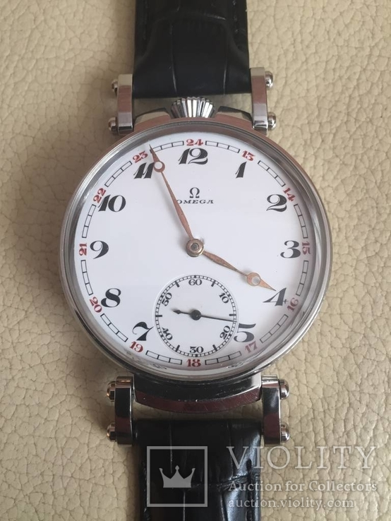 Часы наручные марьяж Omega эмалевый циферблат, 1920-е гг, калибр Omega 40.6L T1