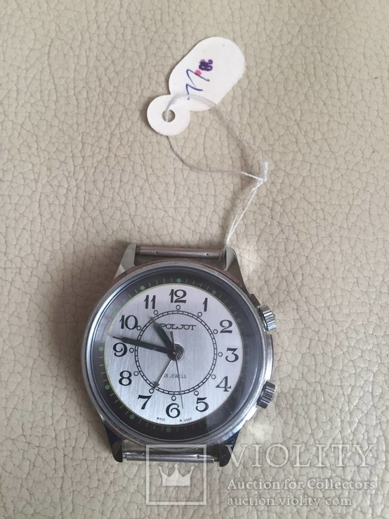 Часы новые Poljot