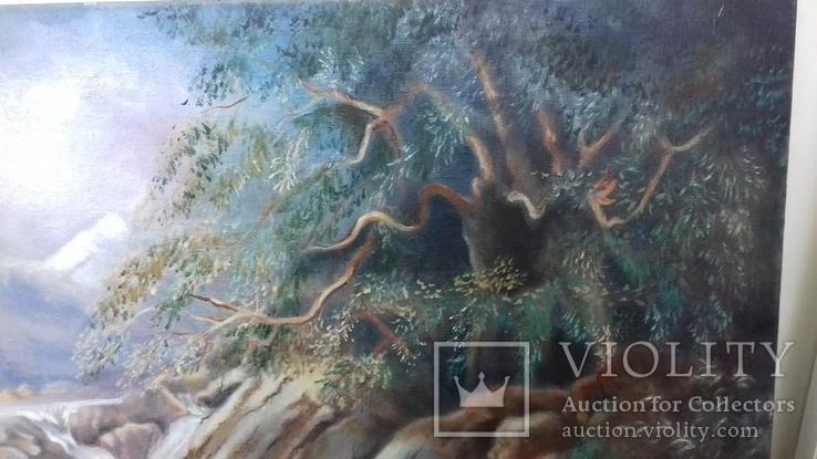 Картіна водопад, фото №4