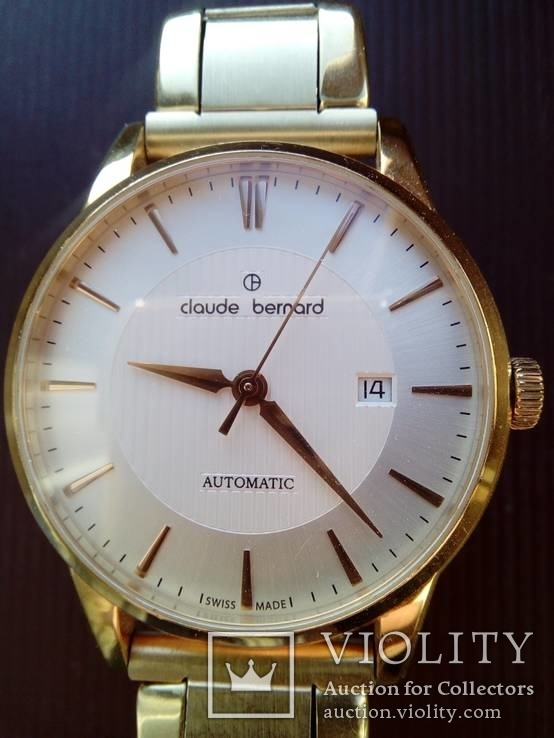 Claude Bernard Automatic Case No.80091