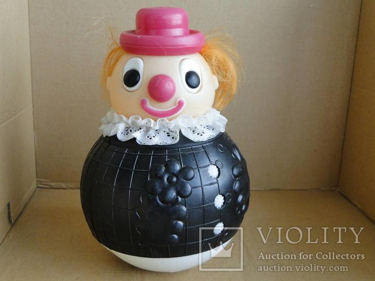 Неваляшка клоун, фото №2