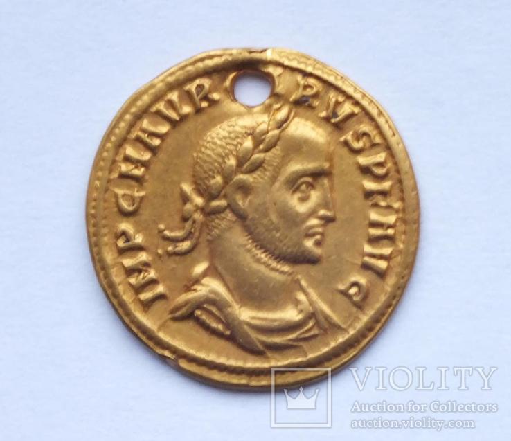 Римская империя Карус 282 - 283