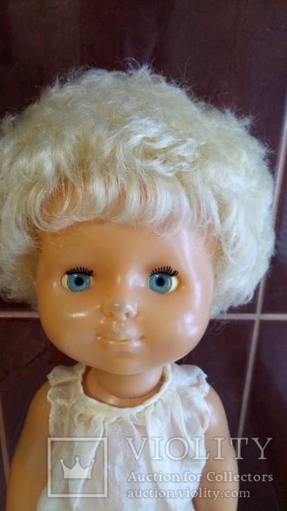 Кукла ссср  на резинках Днепропетровское клеймо, фото №3