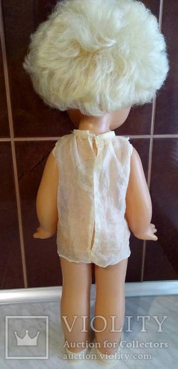 Кукла ссср  на резинках Днепропетровское клеймо, фото №5