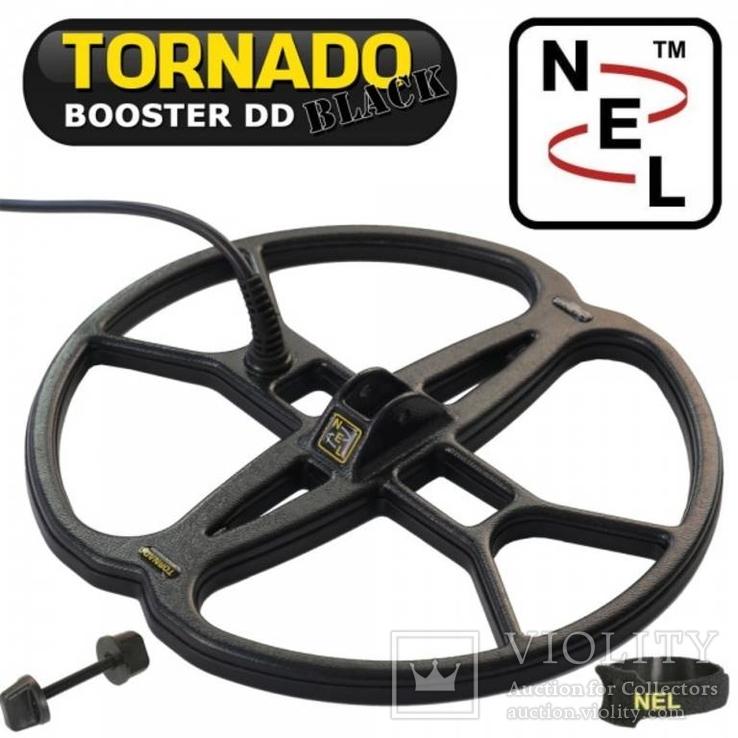 Nel Tornado для Garrett At Pro Катушка для металлоискателя
