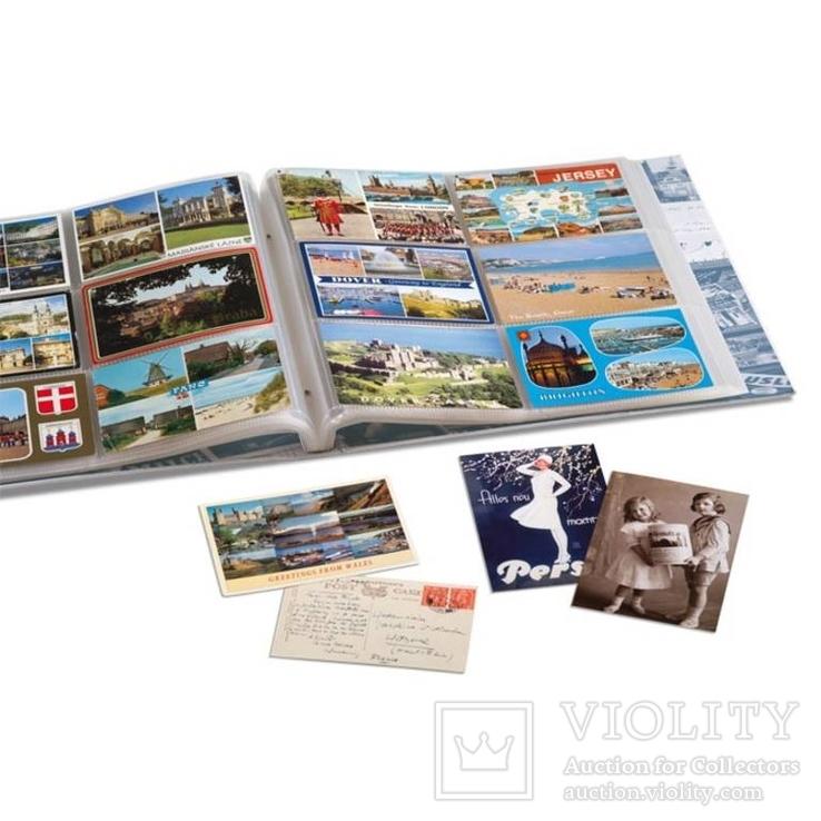 Альбом для 600 почтовых карточек, открыток, фото №3