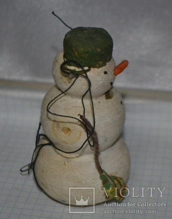 Снеговик без руки, фото №3