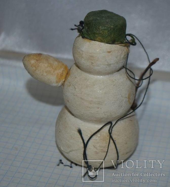 Снеговик без руки, фото №4