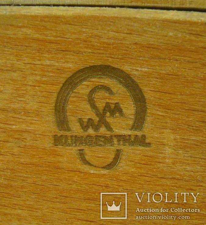 Кофемолка KLINGELTHAL Германия Винтаж, фото №8