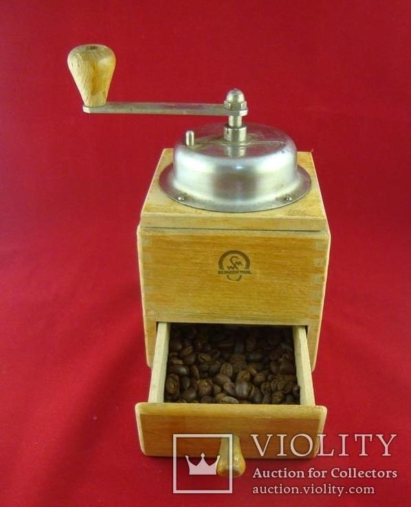 Кофемолка KLINGELTHAL Германия Винтаж, фото №10