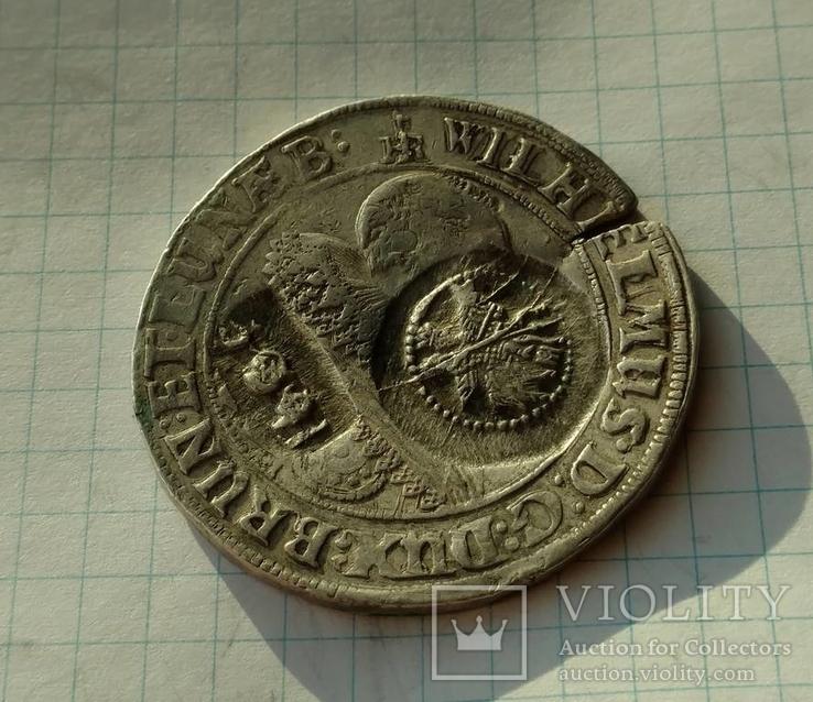Ефимок на талері 1627р. Вільгельмус