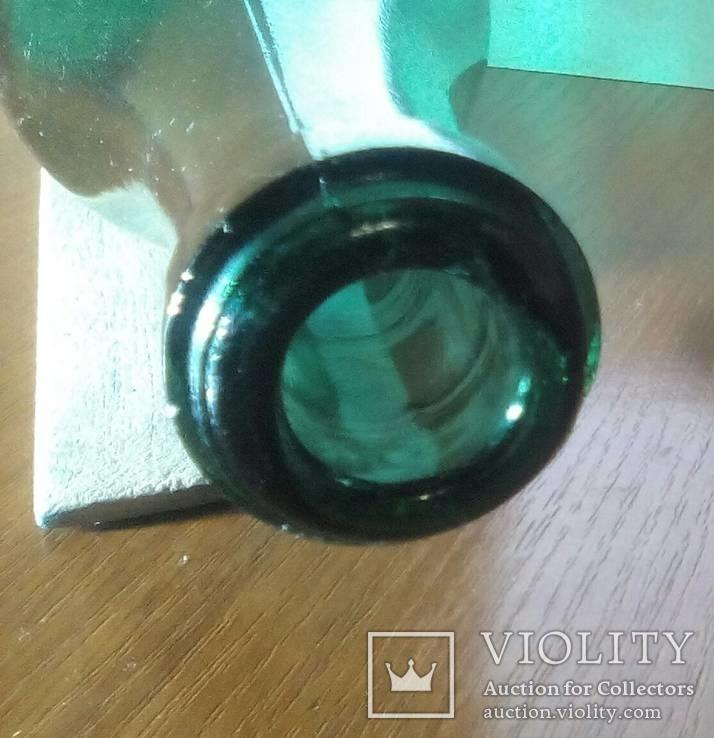 Бутылка из под шампанского СССР, фото №4