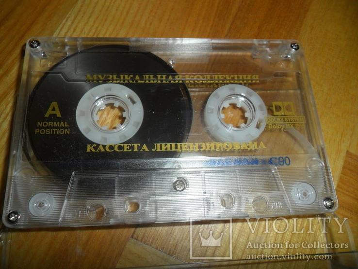 Аудиокассета кассета SAEHAN C60 и С90 - 10 шт в лоте музыкальная коллекция, фото №4