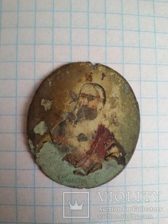 Икона на металле, фото №4