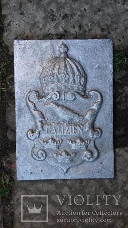 Прикордонний знак Галичини