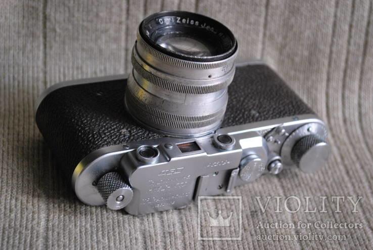 ФЭД - НКВД УССР № 63094, с Sonnar 2/50mm, фото №6