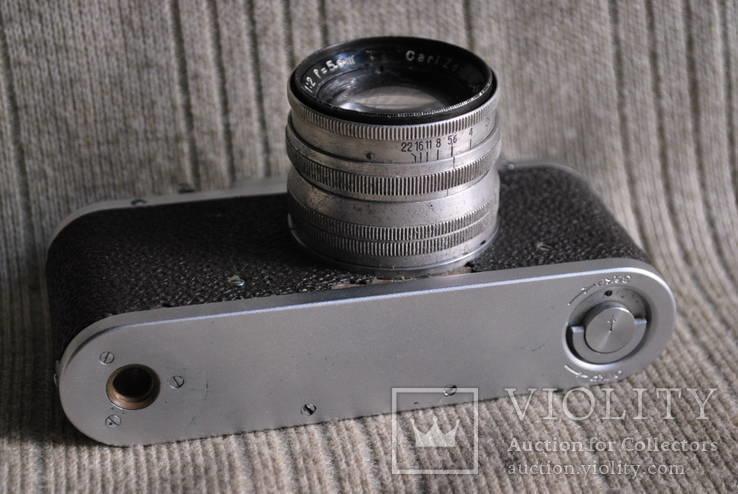 ФЭД - НКВД УССР № 63094, с Sonnar 2/50mm, фото №12