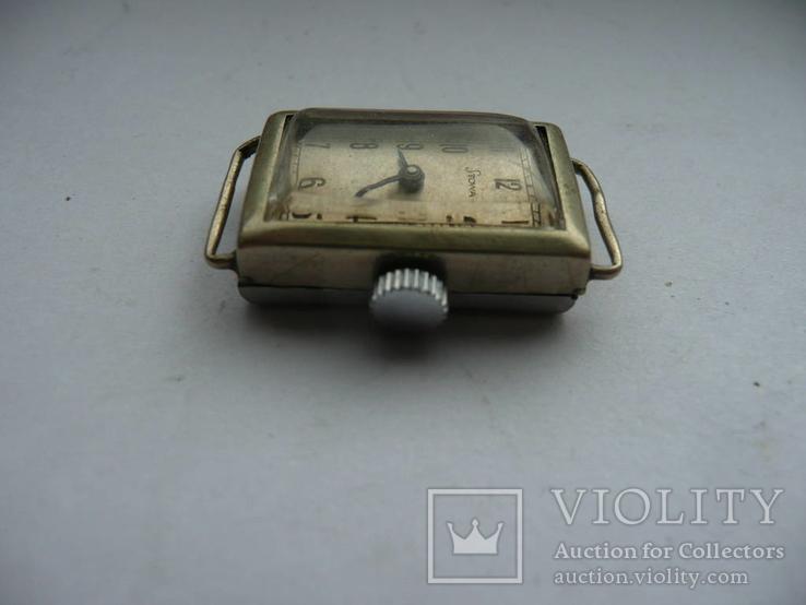 Старинные часы Stowa Швейцария, фото №4