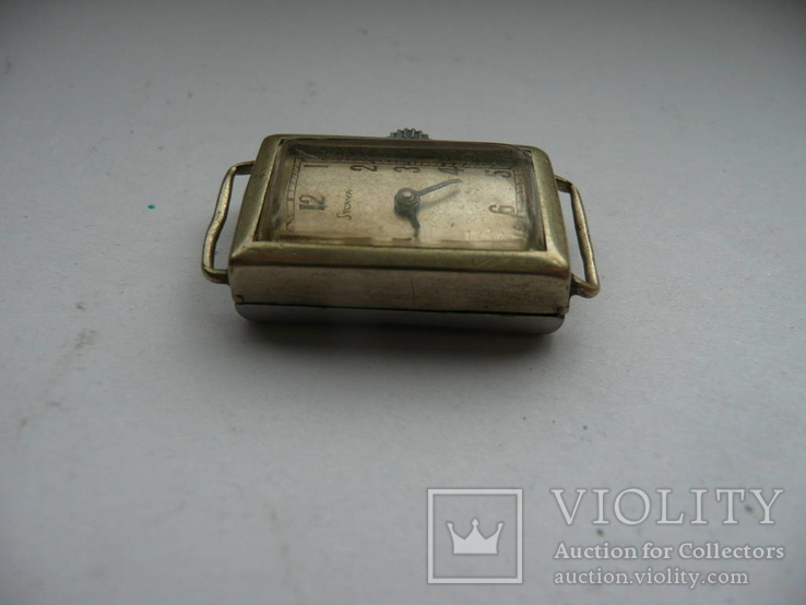 Старинные часы Stowa Швейцария, фото №5