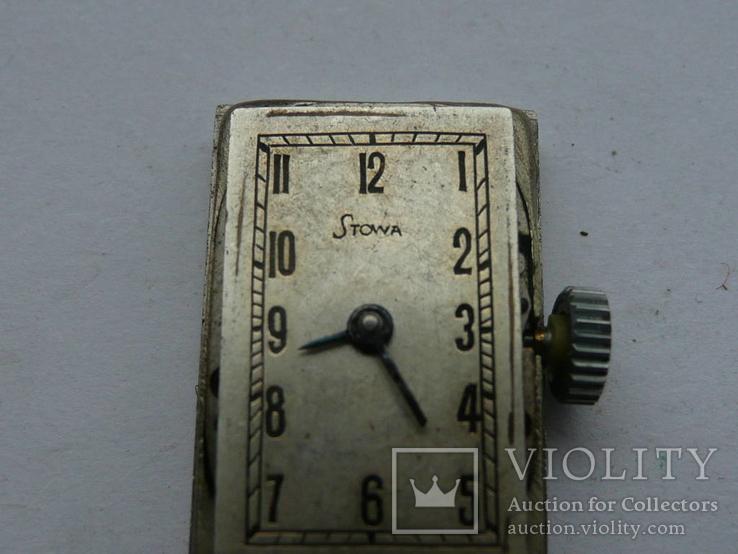 Старинные часы Stowa Швейцария, фото №8