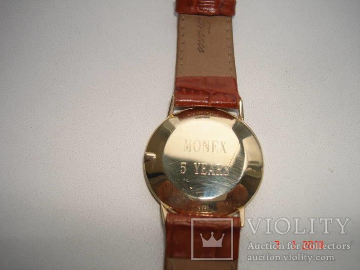 Часы золотые Омега, фото №3