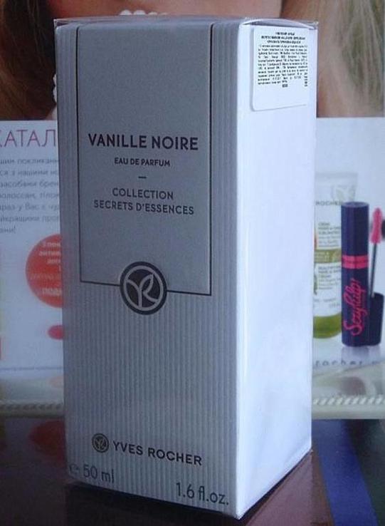 Французская женская парфюмерная вода Черная Ваниль(Vanille Noir)50 ml