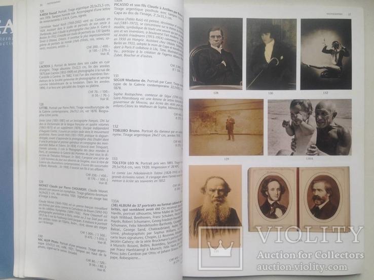 """Аукцион фотографий """"GLERIE KOLLER"""" 2003г., фото №5"""