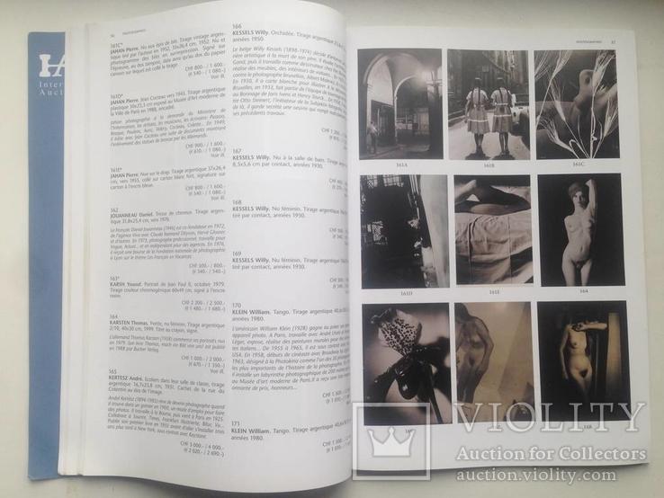 """Аукцион фотографий """"GLERIE KOLLER"""" 2003г., фото №6"""