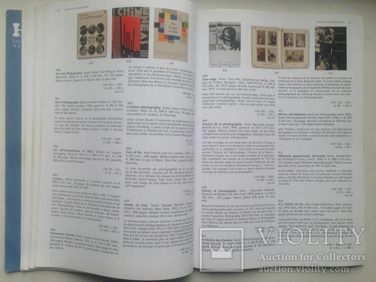 """Аукцион фотографий """"GLERIE KOLLER"""" 2003г., фото №8"""