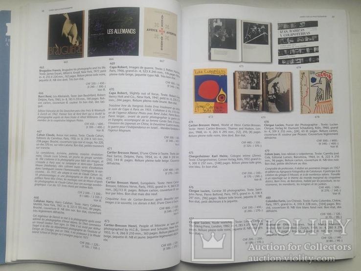 """Аукцион фотографий """"GLERIE KOLLER"""" 2003г., фото №9"""