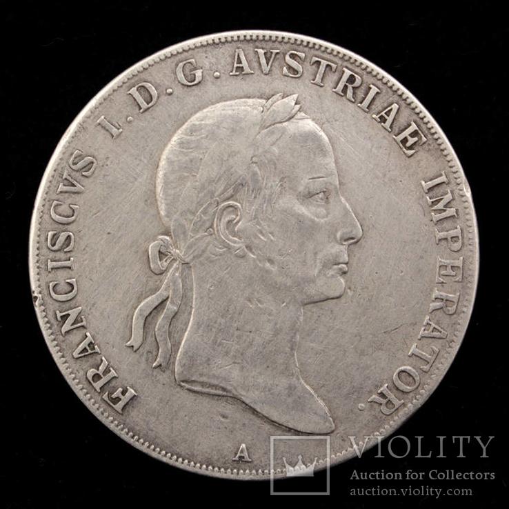"№2017 ""1 Thaler - Franz I (1 талер Франц I ) Austria - Habsburg"