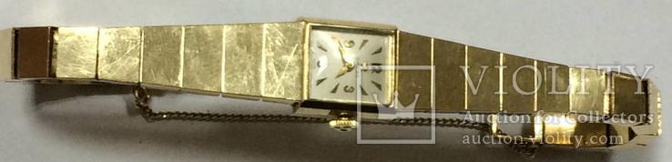 Омега Omega золотой Корпус и браслет