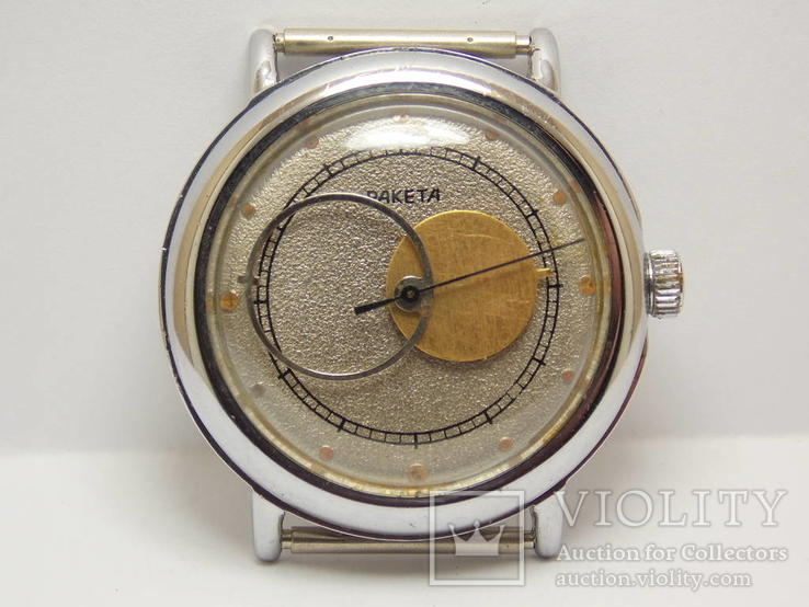 Часы Ракета Коперник 2