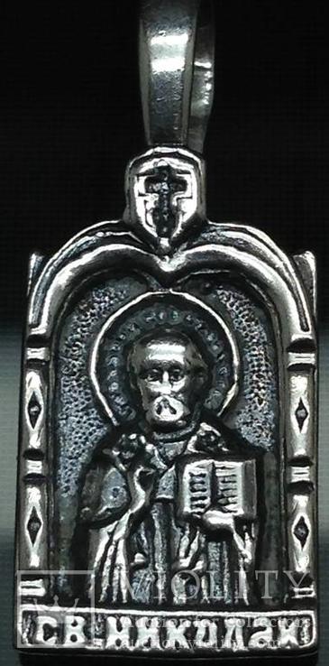 Кулон-ладанка, фото №2