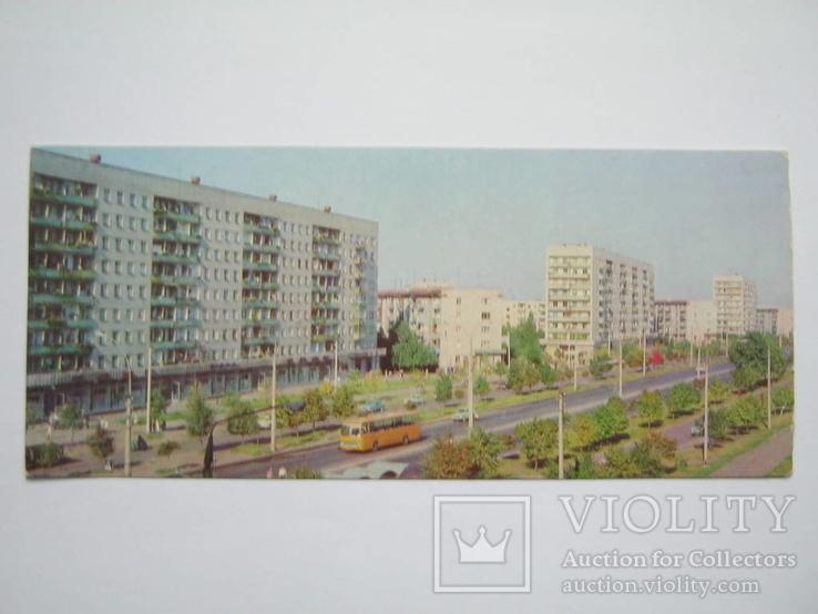 Харьков.На улице Байрона.1978г.