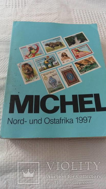 Каталог марок Михель  Ostafrika, 1997 б/у, фото №3