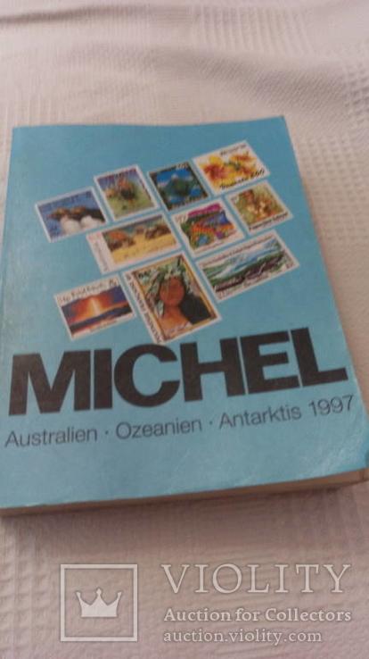 Каталог марок Михель  Австралия, Океания, Антарктида 1997б/у, фото №2