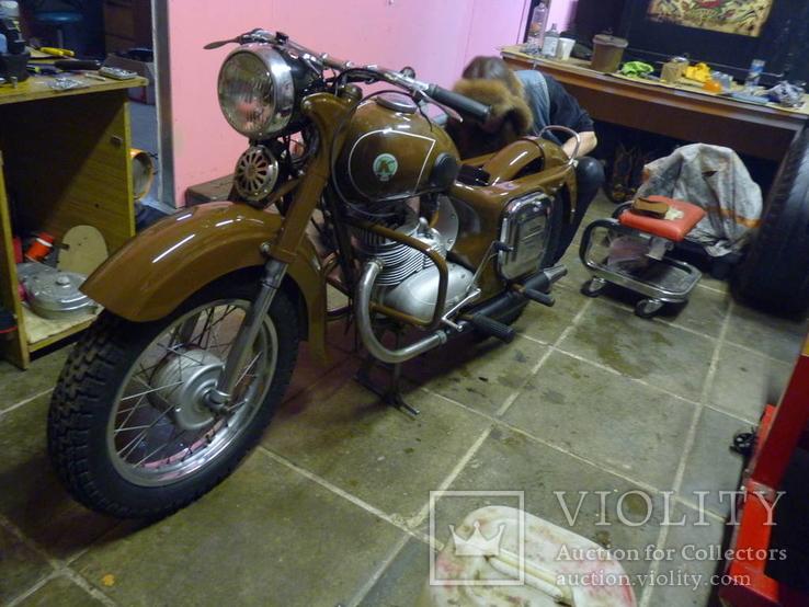 Декали на мотоцикл К-175 (качественная копия) переводки, фото №3