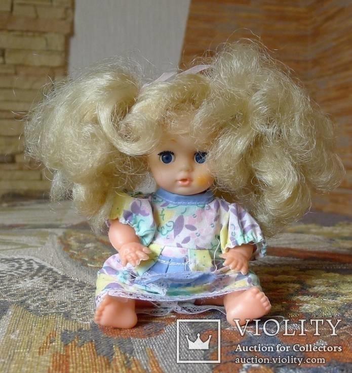 Кукла в одеждах небольшая., фото №2