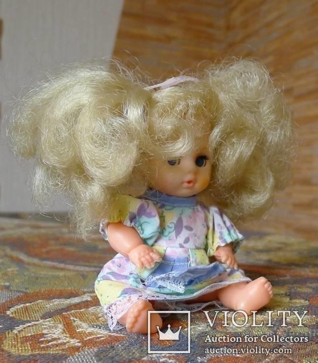 Кукла в одеждах небольшая., фото №5