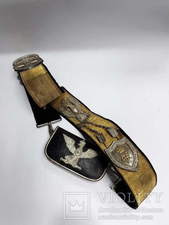 Итальянская патронная сумка периода Первой Мировой войны